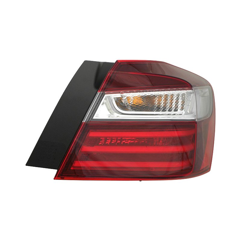 eagle honda accord sedan 2016 2017 replacement tail light. Black Bedroom Furniture Sets. Home Design Ideas