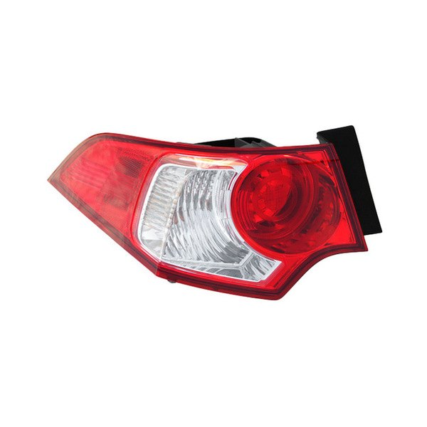Eagle Acura Tsx Sedan 2009 Replacement Tail Light