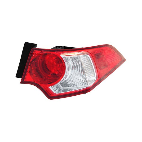 Eagle Acura Tsx 2009 2010 Replacement Tail Light