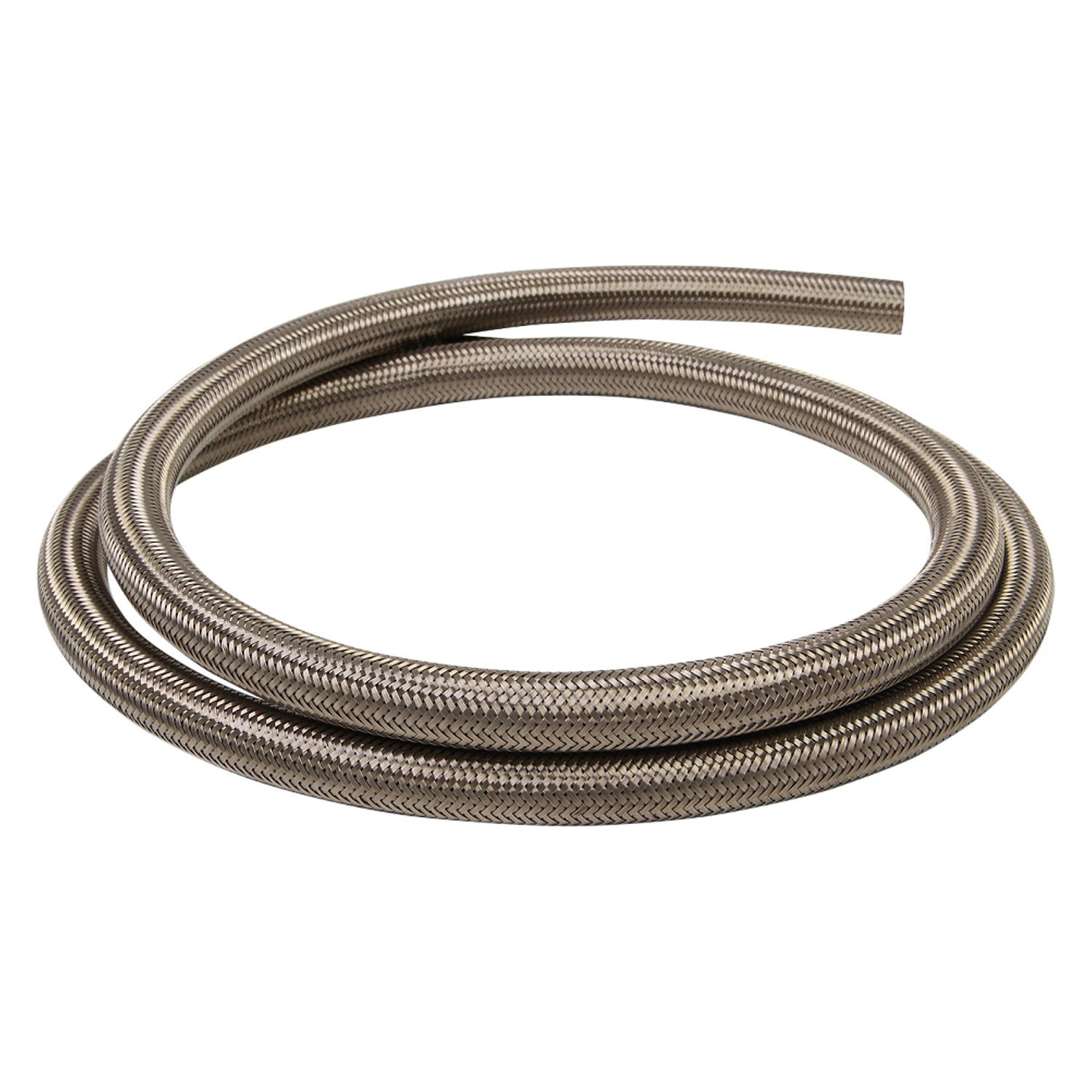 Earl s performance convoluted stainless steel braided hose