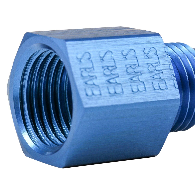 "Allstar ALL56719 Aluminum Hex Suspension Tubes Black Anodized 3//4-16/"" Thread 19/"""