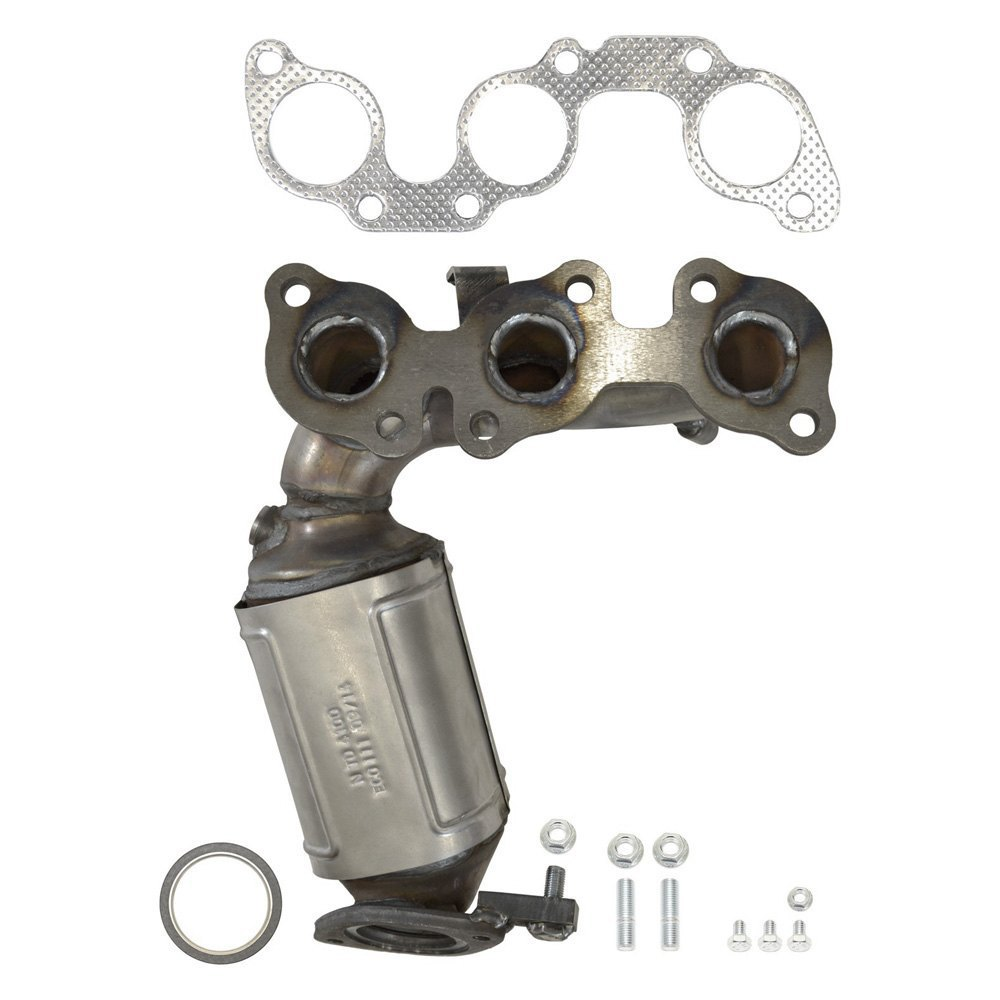 Eastern Toyota Camry 30l 2002 Eco Carb Wu Twc Exhaust Manifold Diagram