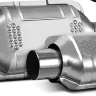 Eastern Catalytic® - Universal Fit Catalytic Converter