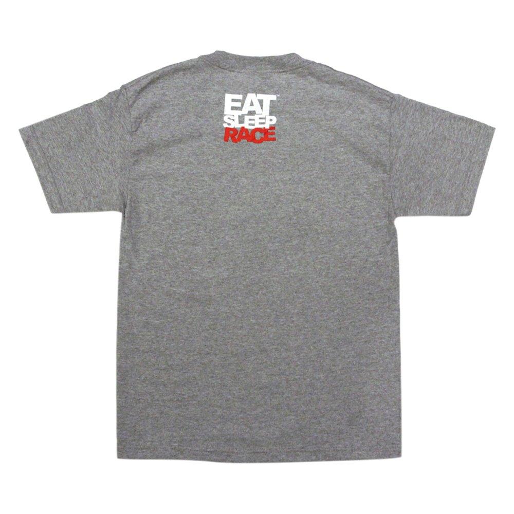 Eat Sleep Race Boost Cap T Shirt