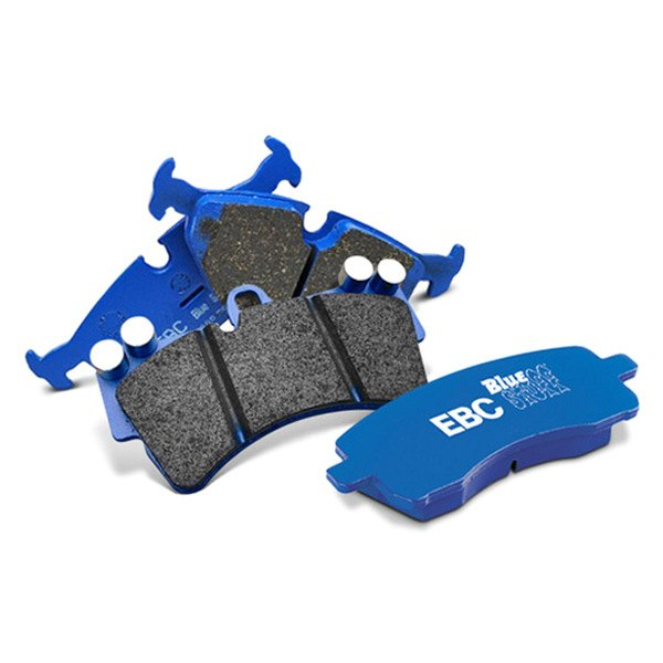 Ebc Bluestuff Ndx >> EBC® - Nissan 300ZX 1990-1996 Stage 6 Track Day Dimpled and Slotted Brake Kit