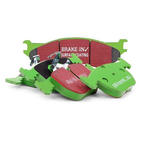 FRONT EBC DP61798  STREET ORGANIC BRAKE PADS
