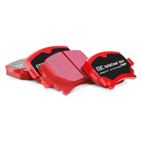 EBC Brakes DP31669C Redstuff Ceramic Low Dust Brake Pad