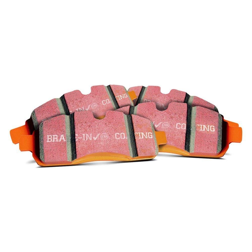 Ebc Brake Pads >> EBC® - Extra Duty Brake Pads