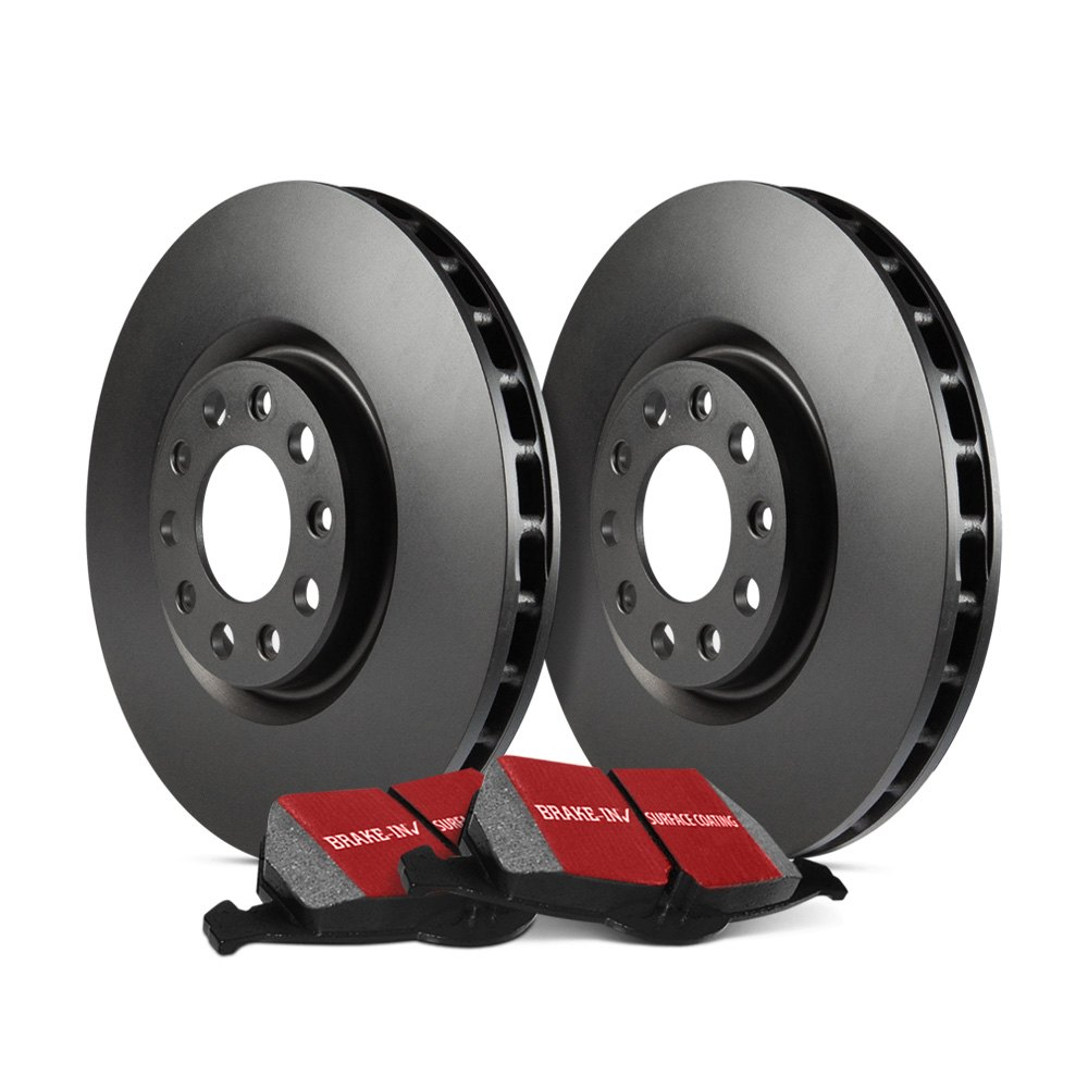 EBC S1KR1299 Stage-1 Premium Street Brake Kit