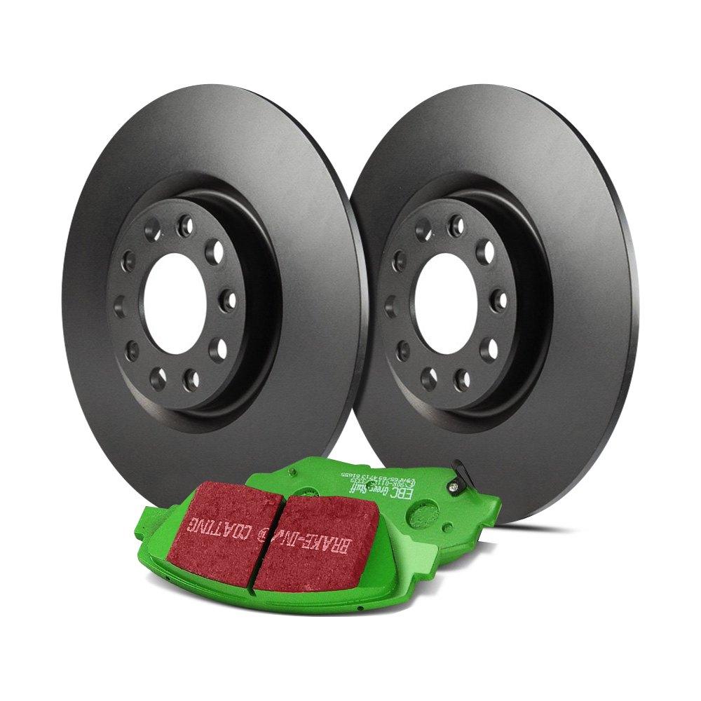 Audi 80 Quattro 2.8 91-95 Front Brake Discs+Pads