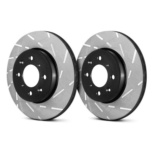EBC S4KR1105 Stage-4 Signature Brake Kit EBC Brakes
