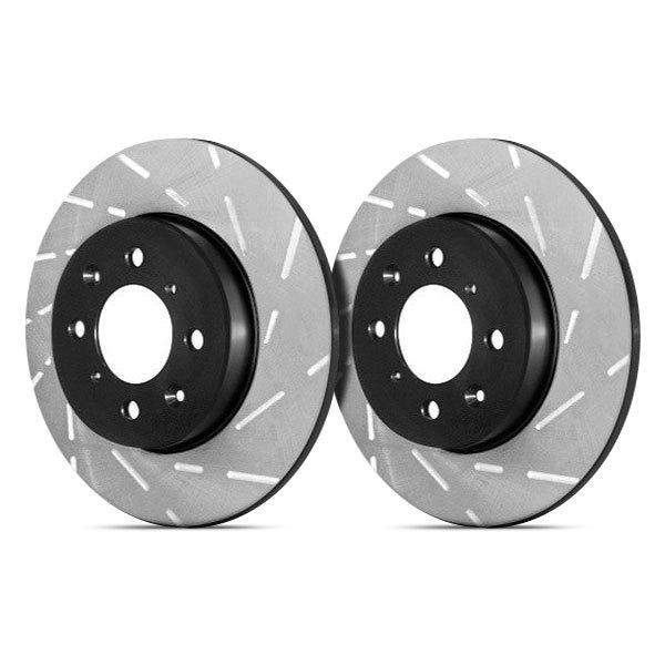 EBC Brakes USR816 USR Series Sport Slotted Rotor