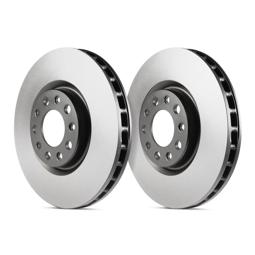 EBC Brakes RK1597 RK Series Premium OE Replacement Brake Rotor