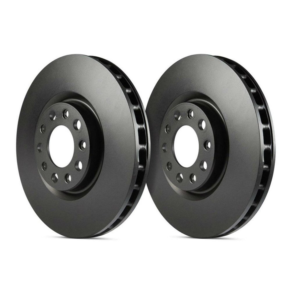 EBC Brakes RK7338 RK Series Premium OE Replacement Brake Rotor