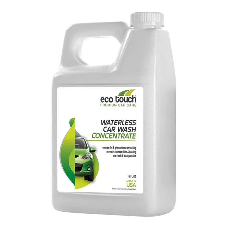 Eco Touch Waterless Car Wash Concentrate