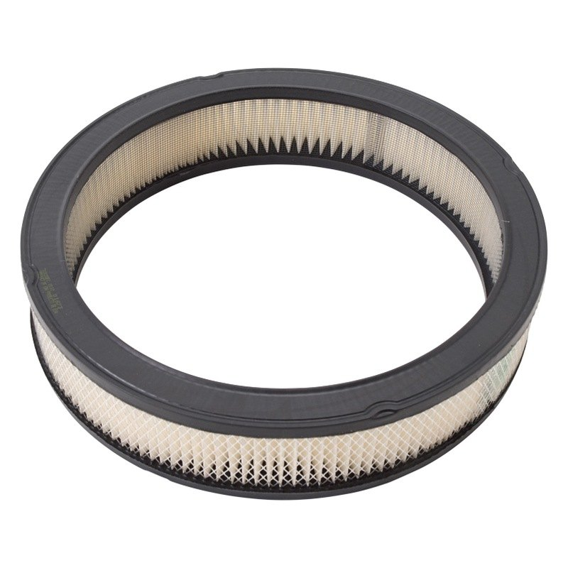 Air Cleaner Edelbrock Marine : Edelbrock round air cleaner filter