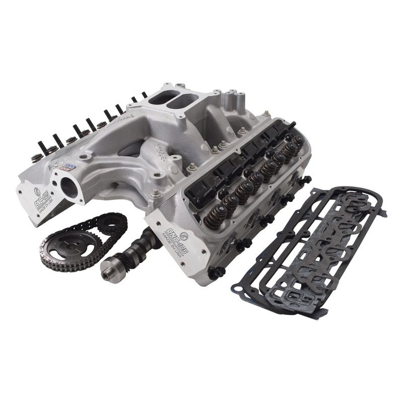 Edelbrock 2019 Rpm Power Package Top End Kit Small Block: Ford Mustang 5.8L With Ford Small Block