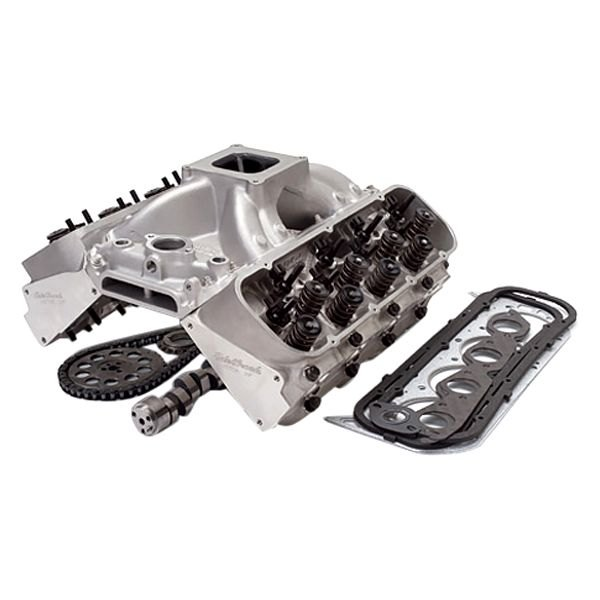 Edelbrock 2019 Rpm Power Package Top End Kit Small Block: Chevy Corvette Chevy Small Block Gen I 1976