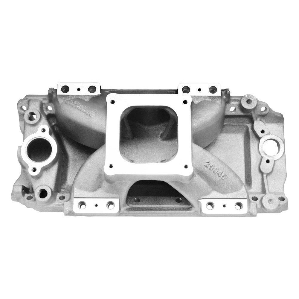Edelbrock 29045 - Victor Jr. 454-O EFI Intake Manifold