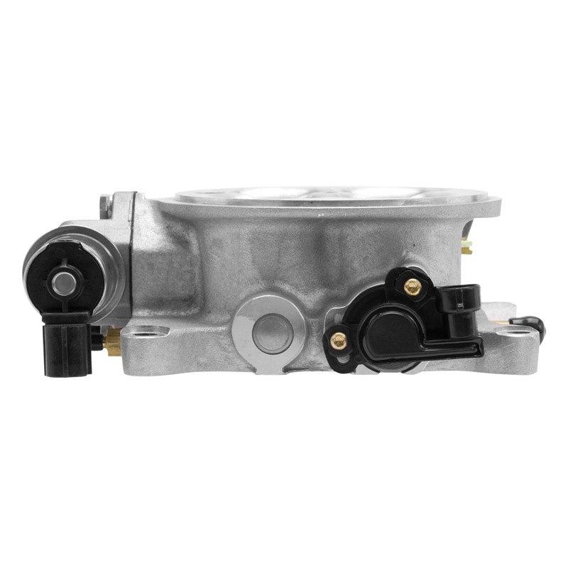 Edelbrock® 38783 - 4BBL Throttle Body with Hitachi Linear ...