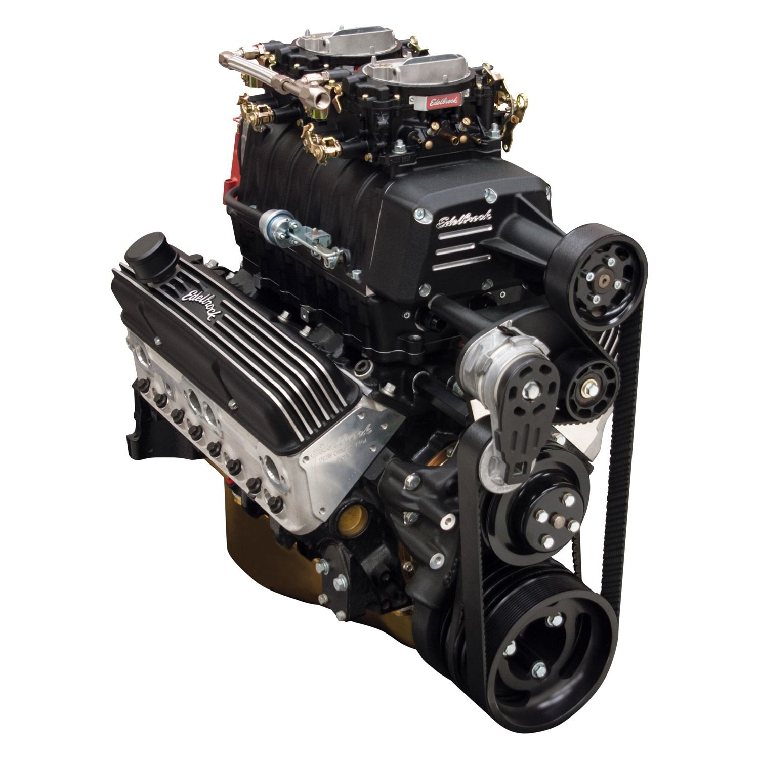 Edelbrock Chevy Camaro 57l With Small Block Generation I 350 Crate Engine Prices E Force Enforcer Supercharged Carbureted 519 Hp 507 Tq Black Engineedelbrock