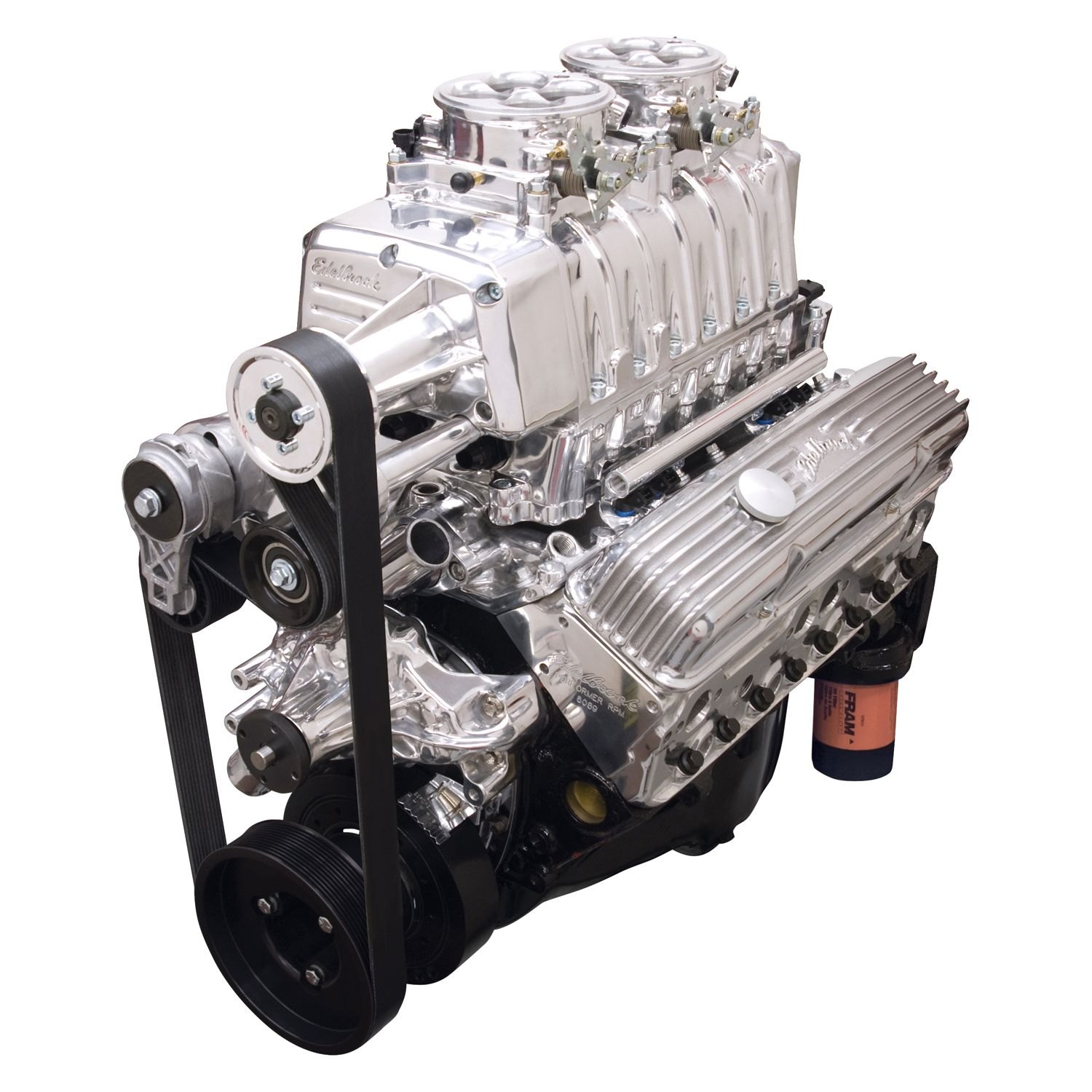 edelbrock chevy silverado 5 7l with chevy small block generation i 2004 2007 e force enforcer. Black Bedroom Furniture Sets. Home Design Ideas