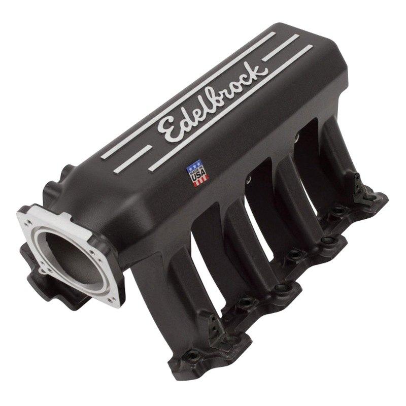 Ls1 Intake Manifold Edelbrock: Black Pro-Flo XT LS1 Series GEN III