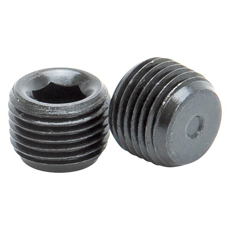 Edelbrock socket head pipe plug