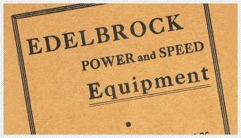 Edelbrock® - Side 5