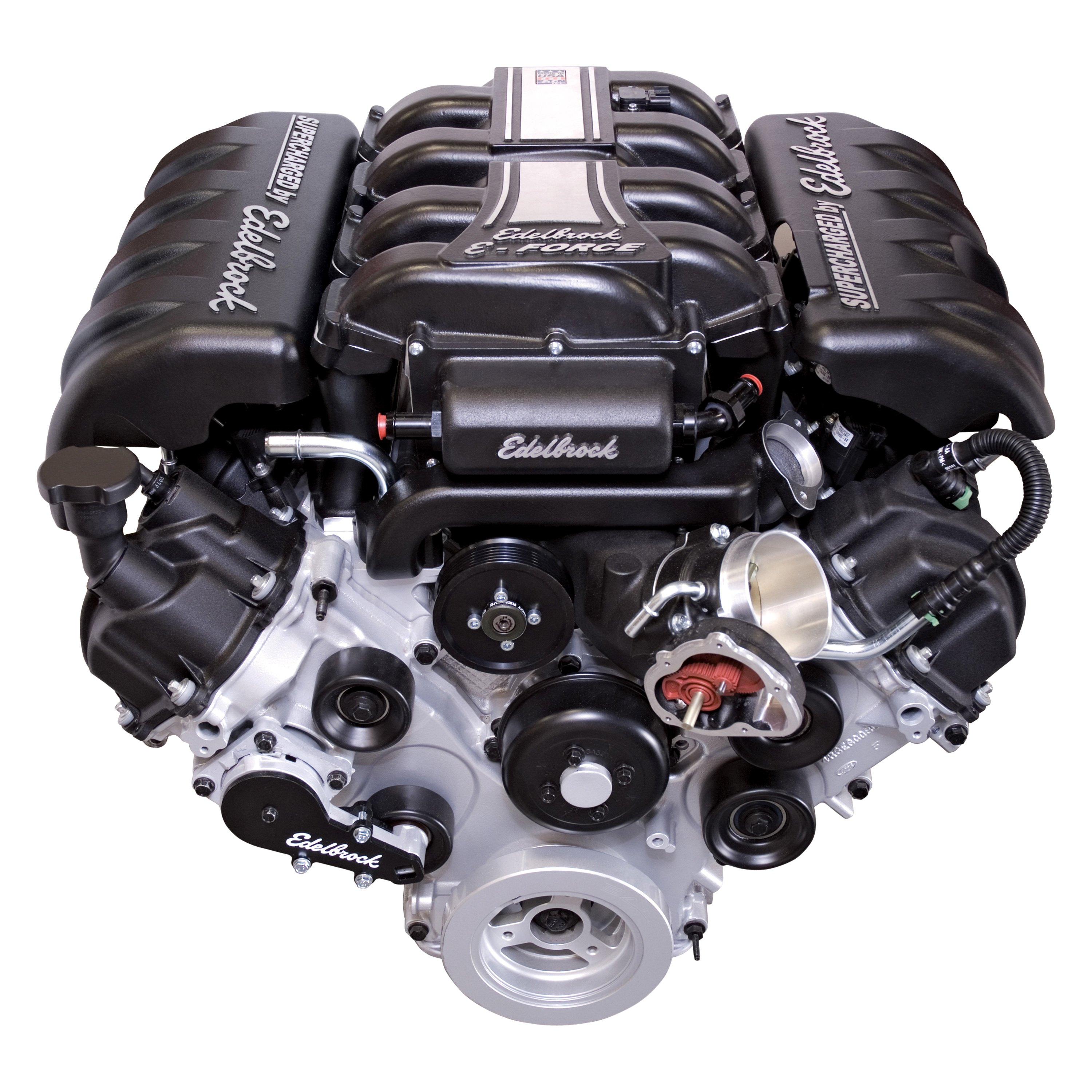 Edelbrock® 1580 - E-Force™ Stage 1 Street Supercharger System with Tune