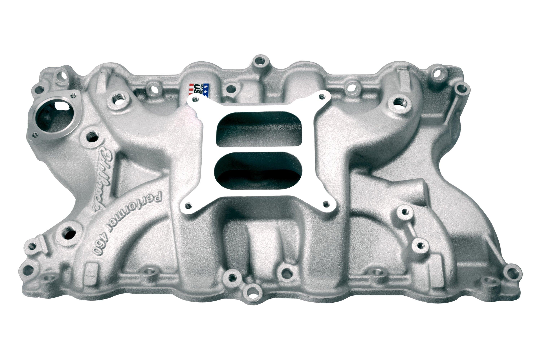 Edelbrock® - Performer™ Dual Plane Intake Manifold