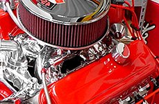 Edelbrock® - Performance Engine with Filter