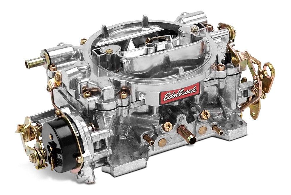 Edelbrock™ | Performance Aftermarket Parts - CARiD com