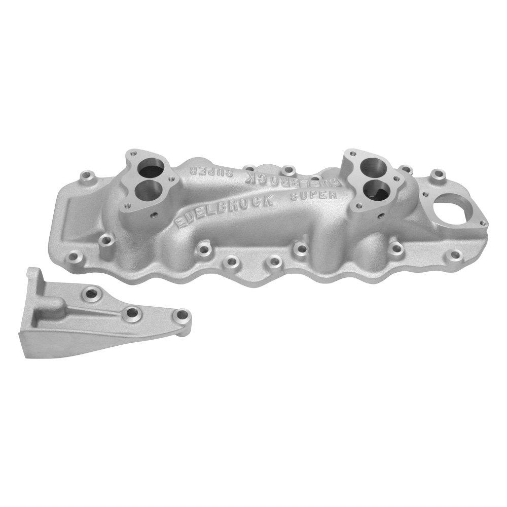 Edelbrock super dual intake manifold
