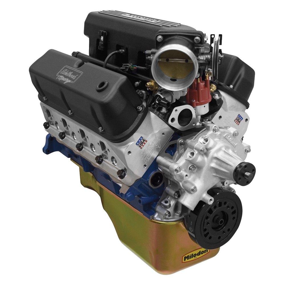 Edelbrock 174 45274 Performer Rpm Endurashine Crate Engine
