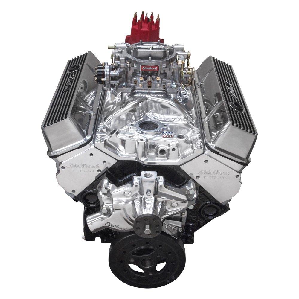 Edelbrock® - Chevy Camaro 4.6L / 4.9L / 5.3L / 5.7L Carburetor ...