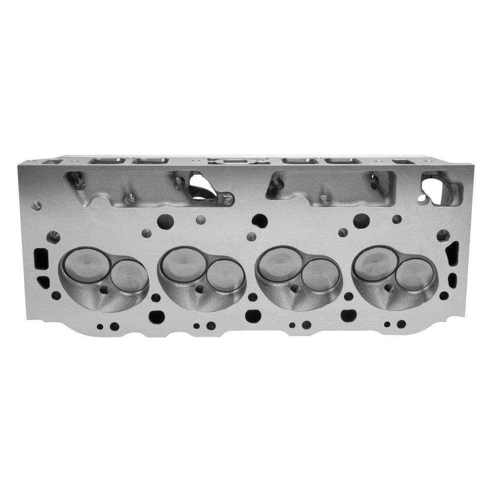 Edelbrock® 60559 - Performer RPM 454-R Complete Cylinder Head