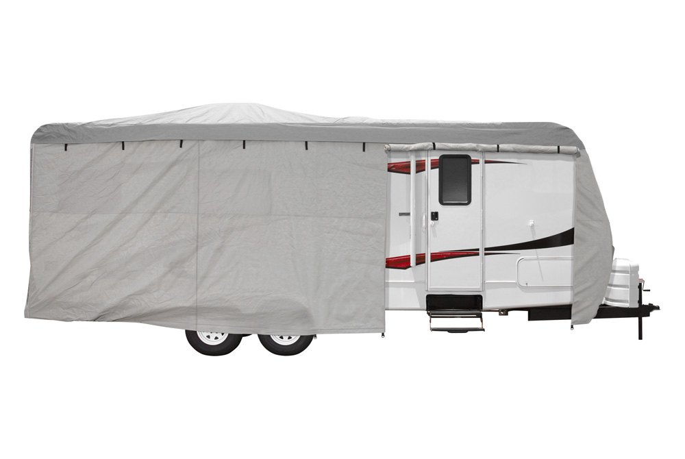 Eevelle Expedition Gray Travel Trailer Cover