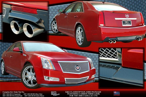 Cadillac Cts Ground Effects Cadillac Ats Body Kit Looks Great Gm