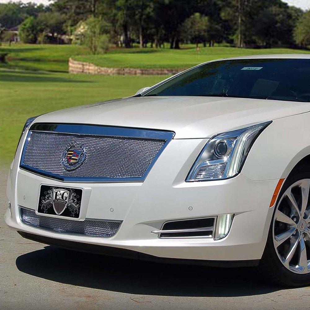 Cadillac XTS 2014 Classic Chrome Fine Mesh