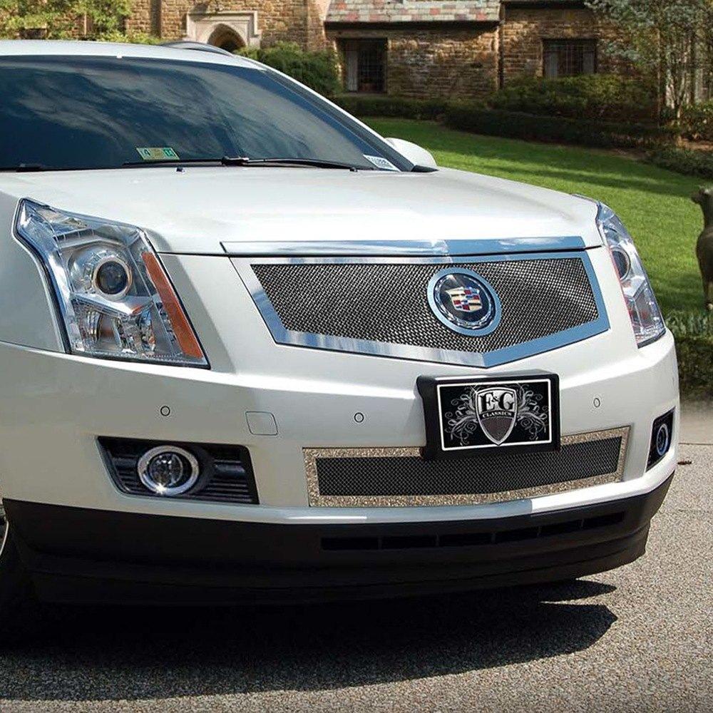 Cadillac SRX 2010-2012 2-Pc Chrome Fine