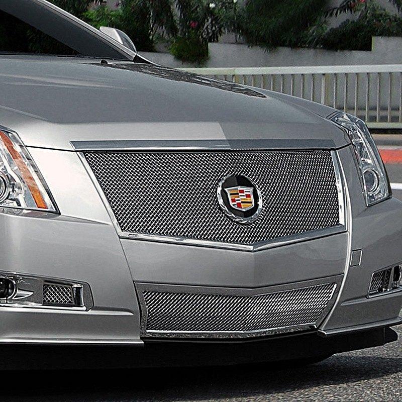 Cadillac CTS 2008-2010 ''E-Series'' Chrome