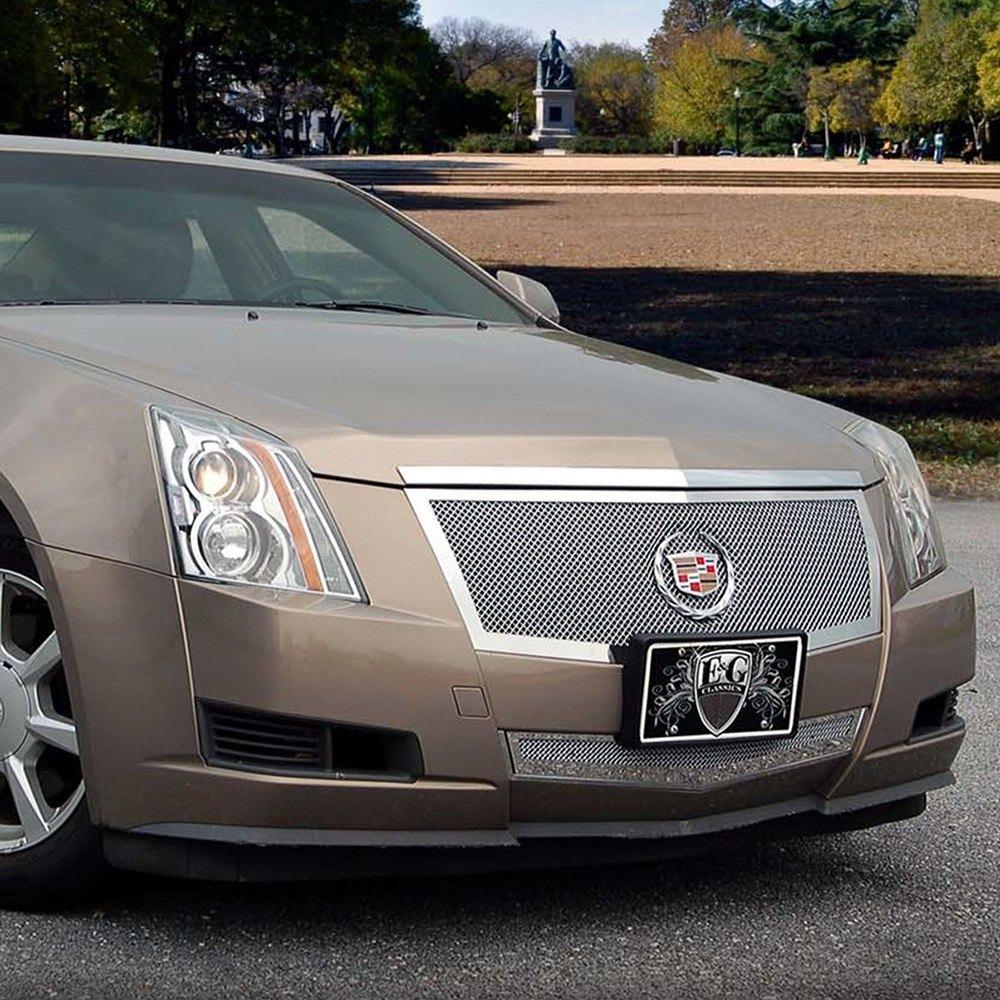 Cadillac CTS 2012-2013 Polished Fine Mesh