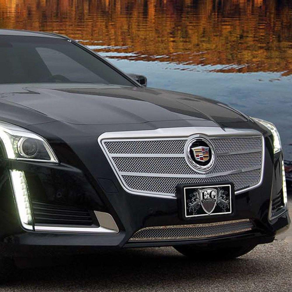 Cadillac CTS 2014 Classic Chrome Fine Mesh