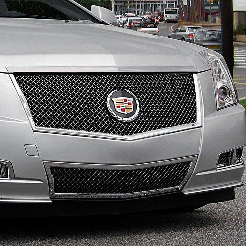 Cadillac CTS 2008-2010 Black Ice Heavy