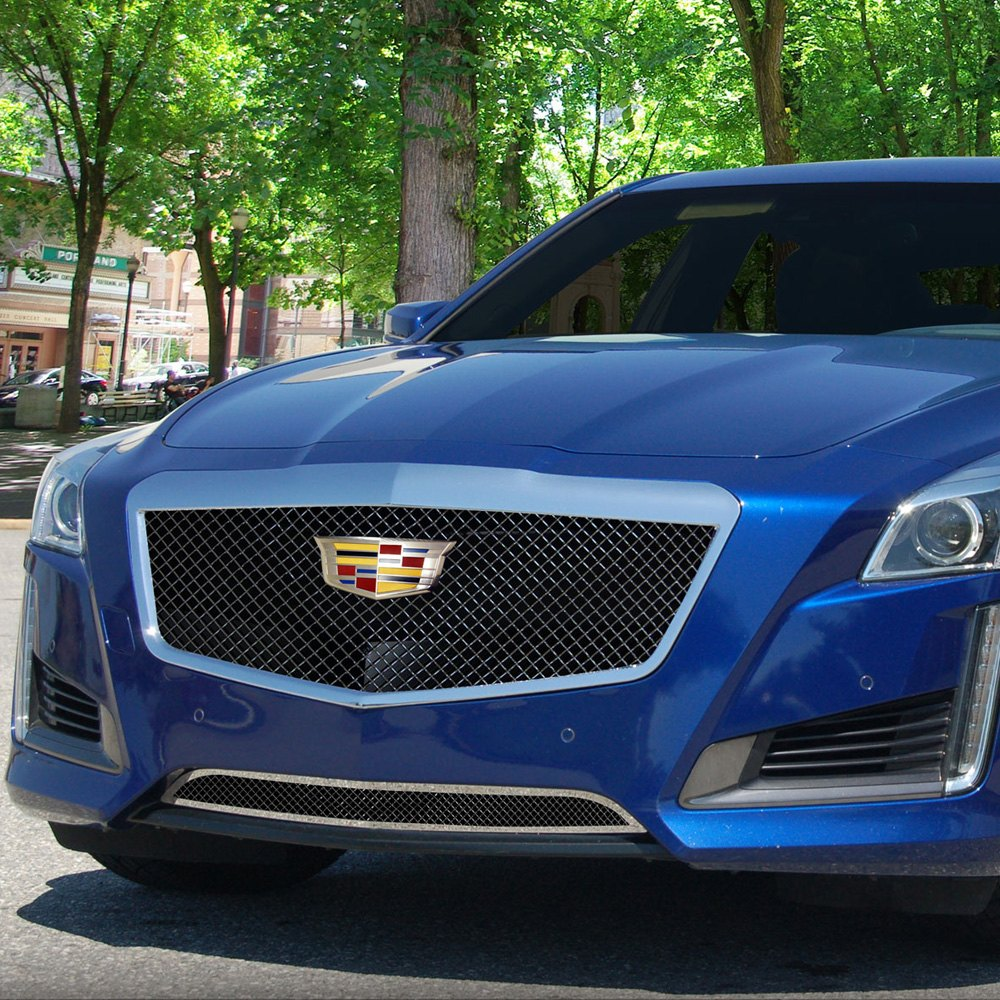 Cadillac Stsv: E&G Grilles For Cadillac CTS