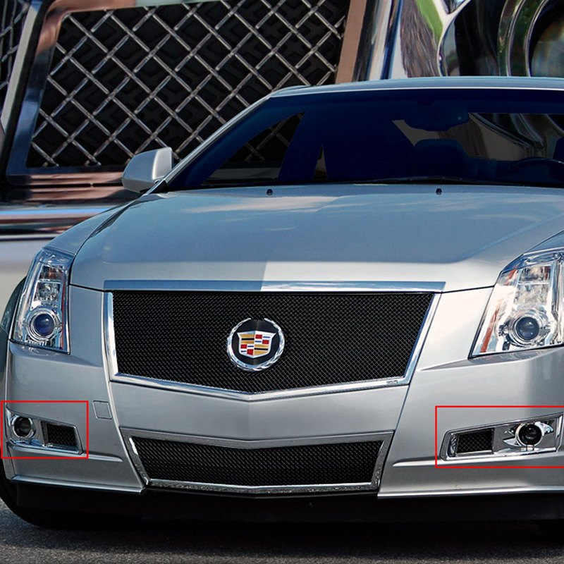 Cadillac Cts 2013 Price: Cadillac CTS 2011-2013 Black Ice Classic Fine Mesh Grille