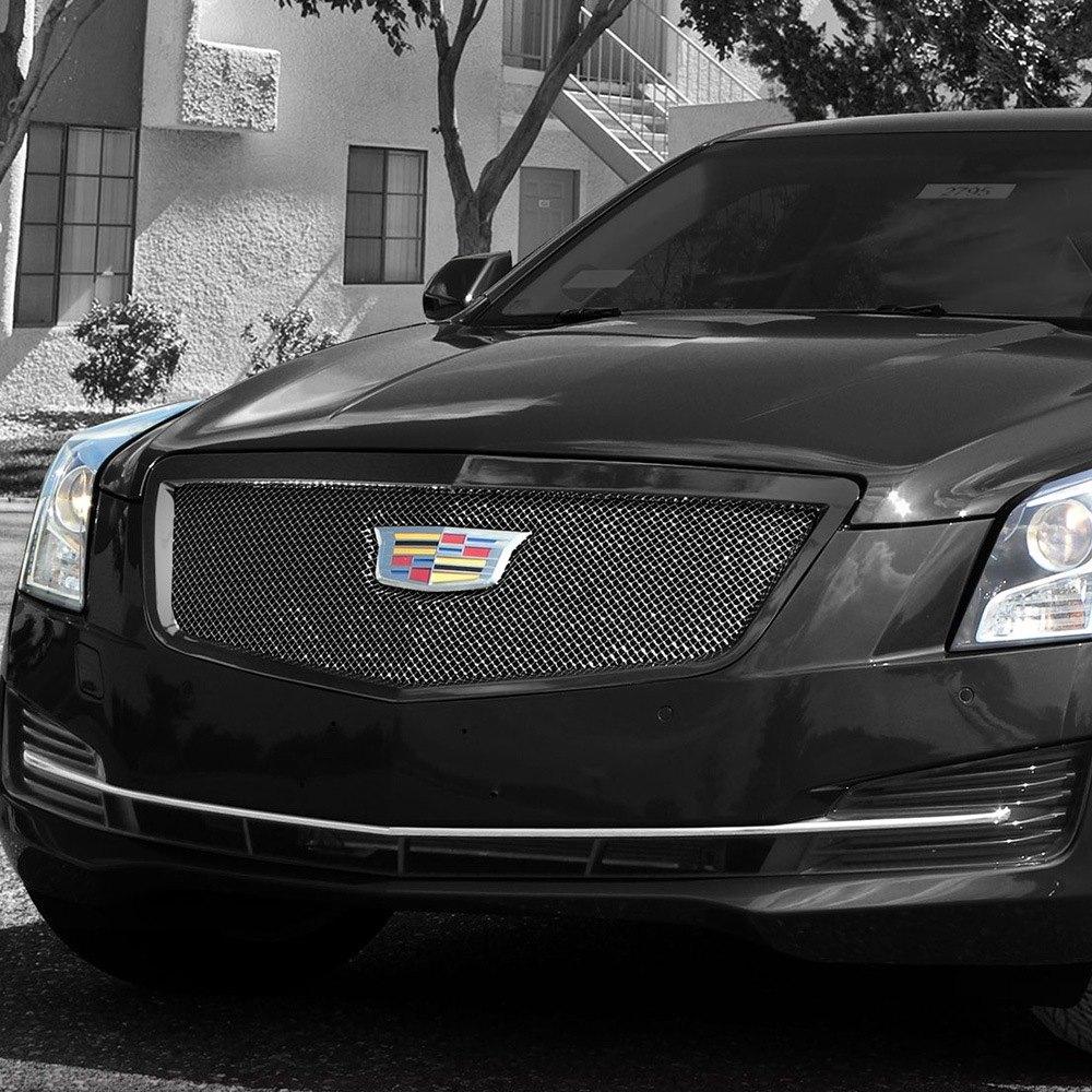 Cadillac ATS 2015-2016 Classic Black Fine
