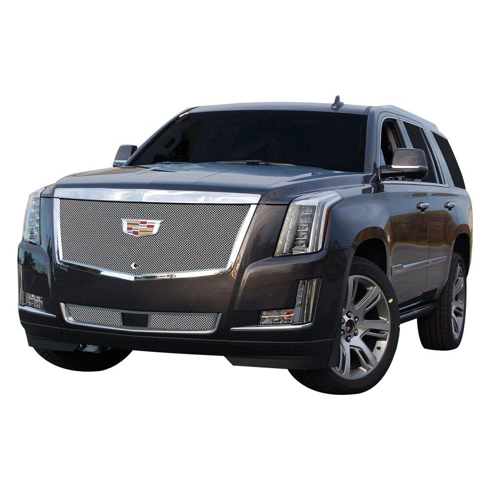 Cadillac Escalade 2016 Chrome Fine Mesh Grille