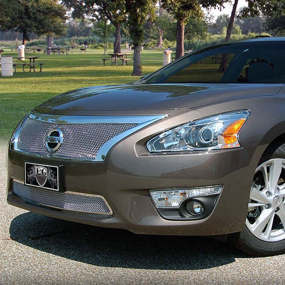 Nissan Altima Exterior Accessories Automotive Gold Nissan